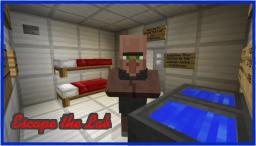Escape the Lab Minecraft Map & Project