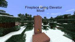 Fireplace using mods! (new ideas using mods (new series I will make))