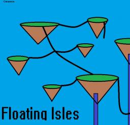 Floating Isles: Survival Minecraft Map & Project