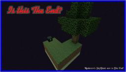 Is this The End? Minecraft Map & Project