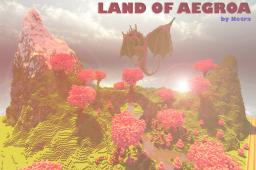 The Land of Aegroa Minecraft Map & Project