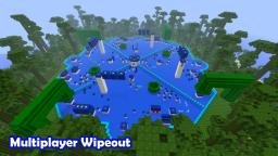 Multiplayer Wipeout Minecraft Map & Project