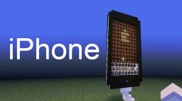 iPhone with working touchscreen 1.5 Minecraft