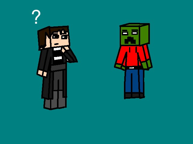 Teen, Herobrine, and Creeper Skins Rant Minecraft Blog