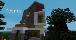 Tetris-A modern home Minecraft Map & Project