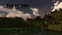 The Return [Adv/Puzzle] [Custom Mobs] [1.7.2] Minecraft Map & Project