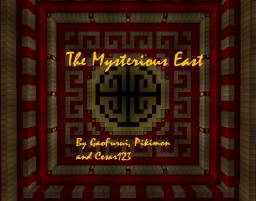 The Mysterious East- An Asian Themed Adventure Map Minecraft