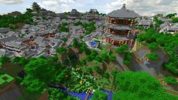 Lijiang, The Ancient Mystic City Minecraft Map & Project