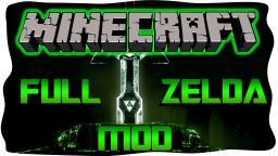 Zelda NES & SNES Full World Minecraft Map & Project