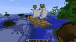stackable boats mod Minecraft Mod