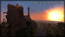 Nokstejn Monastery Minecraft Map & Project
