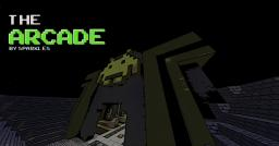 The Arcade Minecraft Map & Project