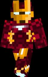 Iron man mod Minecraft Mod