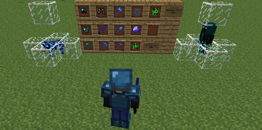 Poseidon Mod Beta Mod Version New Download Minecraft Mod - Minecraft beta spielen