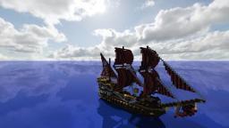 REVENGE ship Minecraft Project