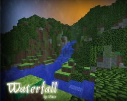 ✿ Waterfall ✿ Minecraft Project