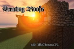 How to Create a Good-looking Roof: Part 1 Minecraft Blog