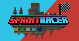 Sprint Racer v1.2 Minecraft Map & Project