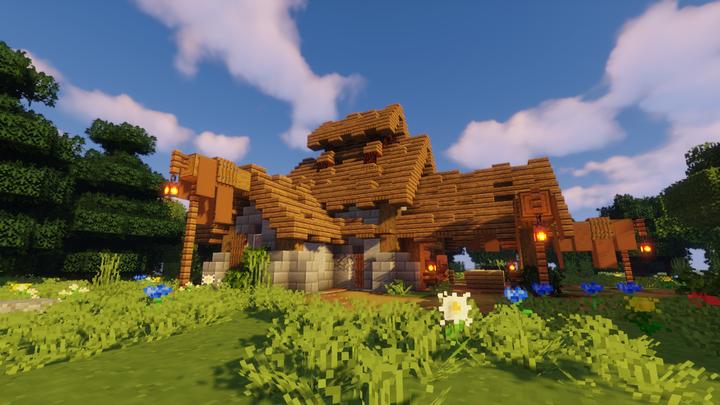 Screenshot - Villager Houses