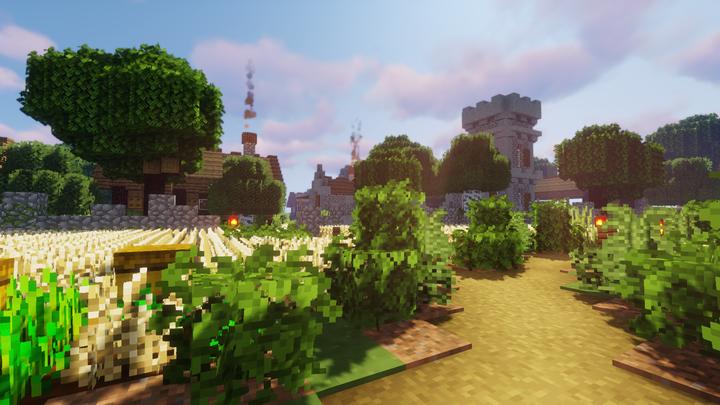 Screenshot - New Village