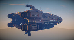 The Aurora Vessel from SUBNAUTICA (Download) Minecraft Map & Project