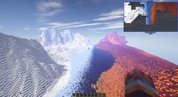 Punk Hazard [Base] Credit me for utilisation ! Minecraft Map & Project