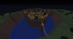 Small medival city Minecraft Map & Project