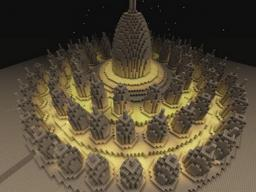 BOROBUDUR TEMPLE Minecraft Project
