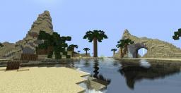 Sandy Coast Minecraft Map & Project