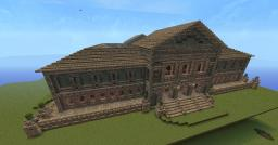 The Museum of Blocks (Texture Pack Showcase World) Minecraft Project