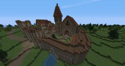 Wesfolk Castle Minecraft