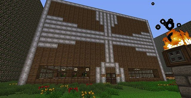 =WICKED's Maze= (A SMP Map) Minecraft Project