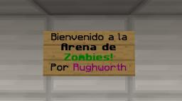 Arena de Zombies! (Mini-juego) [1.5.2] Minecraft Map & Project