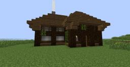house 1500's Minecraft Map & Project