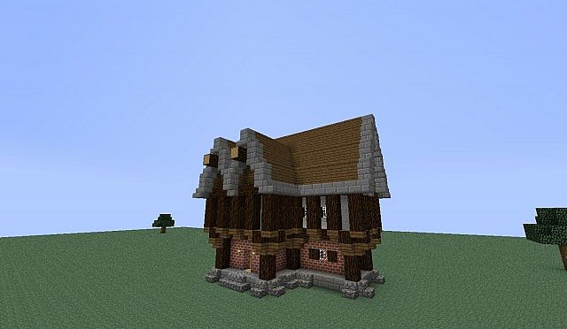 House Model Minecraft Project