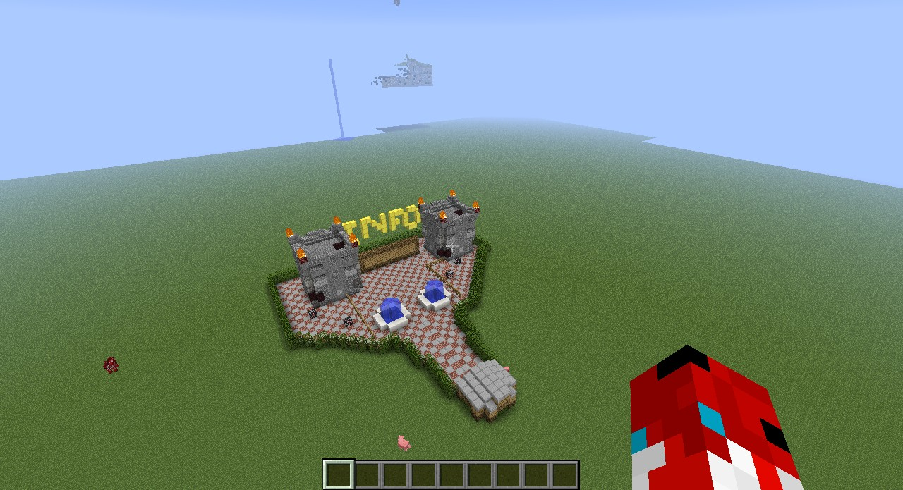 awesome minecraft server spawn 2013 1 5 minecraft project