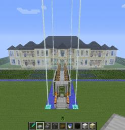 Imperial Crown Palace Minecraft Map & Project