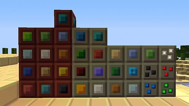 RP2, IC2, ThermalEx, Xycraft, Thaumcraft, MFFS, Nether Ores