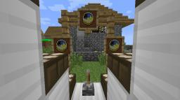 Time Machine to the future! Minecraft Project