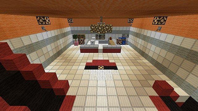 Inside Pokemon Center