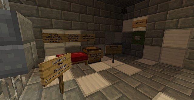 Карты ужасов для Minecraft (1.12, 1.11 1.10 1.8 1.7 1.5.2 ...