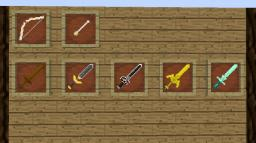 Sword Art Online Texture Pack 1.5 (WIP) Minecraft