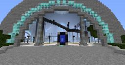 A cool diamond spawn Minecraft Map & Project