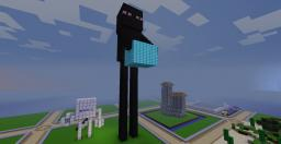 My First Statue Minecraft Blog Post