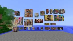 One Piece Picture Pack Minecraft Texture Pack