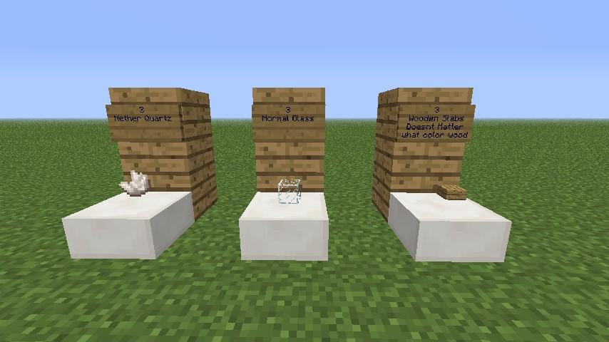 Minecraft Tutorial: Daylight Sensors Minecraft Blog