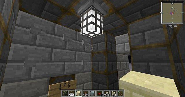 Minecraft 5 Floor Frame Elevator Ftb Required Minecraft