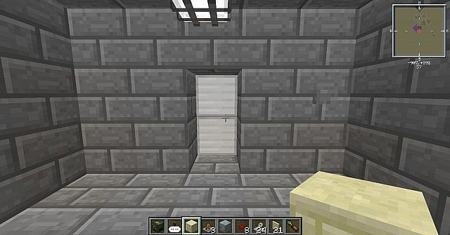 Minecraft 5 Floor Frame Elevator Ftb Required Minecraft