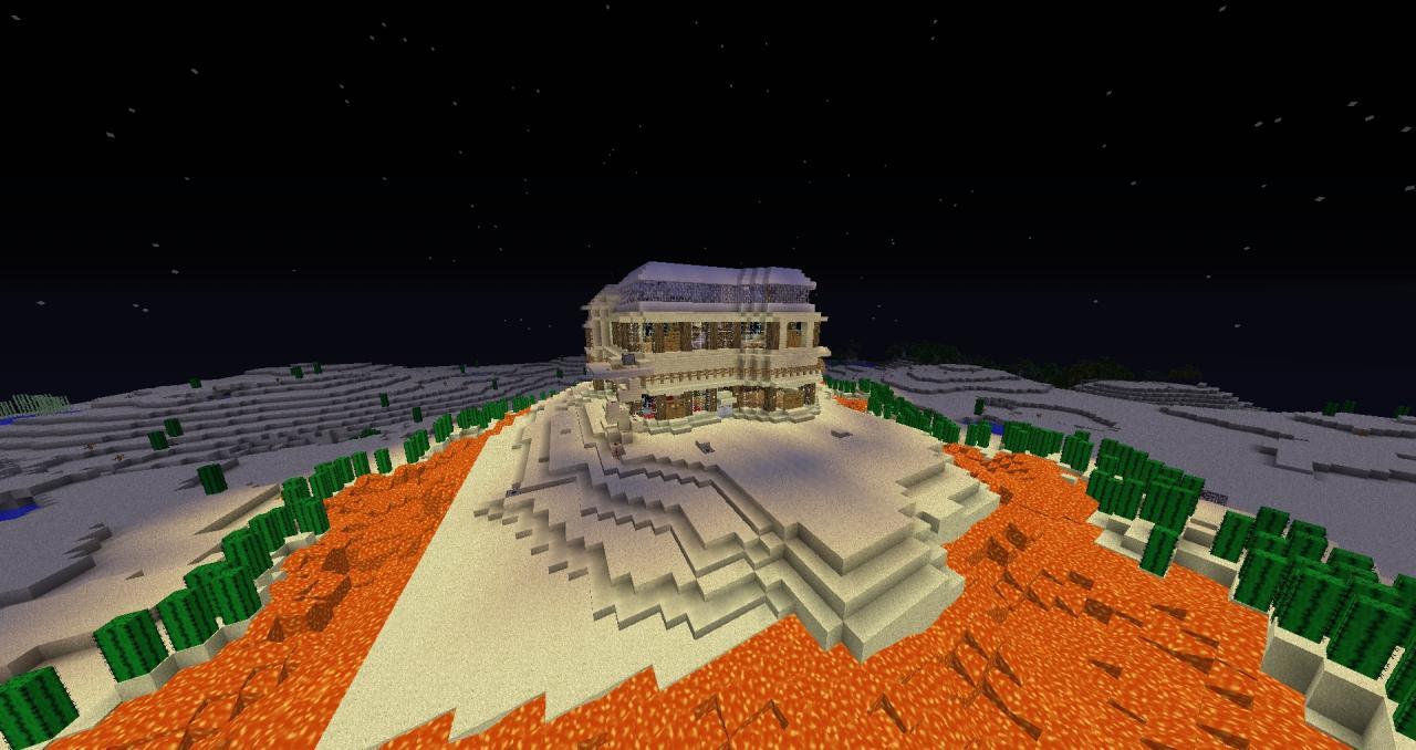 Zombie Survival House
