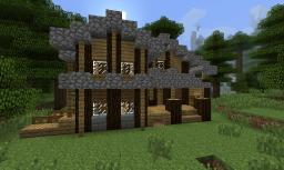 Forest Home Minecraft